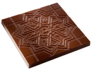 Chocolate World CW1747 Chocolate mould tablet sherazade