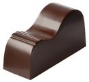 Chocolate World CW1757 Chocolate mould Sergio Shidomi