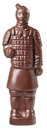 Chocolate World CW1783 Chocolate mould chinese warrior