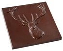 Chocolate World CW1792 Chocolate mould tablet stag
