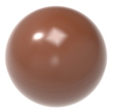 Chocolate World CW1797 Chocolate mould half sphere Ø 14 mm