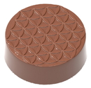 Chocolate World CW1855 Chocolate mould flower of life (Diwali)