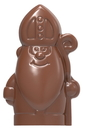 Chocolate World CW1868 Chocolate mould St Nicholas