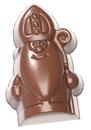 Chocolate World CW1870 Chocolate mould St Nicholas chocolate