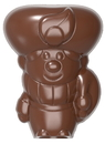 Chocolate World CW1878 Chocolate mould Black Peter