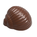 Chocolate World CW1881 Chocolate mould small snail's shell
