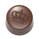 Chocolate World CW1884 Chocolate mould chocolate crown