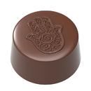 Chocolate World CW1886 Chocolate mould chocolate Fatima's Hand