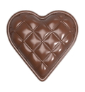 Chocolate World CW1892 Chocolate mould heart Chesterfield