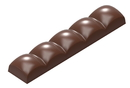 Chocolate World CW1899 Chocolate mould bar square sphere