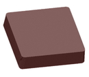 Chocolate World CW2000L03 Chocolate mould magnetic block