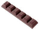 Chocolate World CW2010 Chocolate mould bar 38 gr