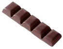 Chocolate World CW2014 Chocolate mould bar 47 gr