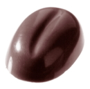Chocolate World CW2028 Chocolate mould coffeebean 1 gr