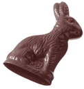 Chocolate World CW2040 Chocolate mould sitting hare