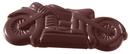 Chocolate World CW2045 Chocolate mould motorbike