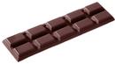 Chocolate World CW2047 Chocolate mould bar 2x5 41 gr
