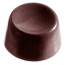 Chocolate World CW2063 Chocolate mould round hollow