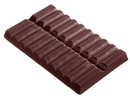 Chocolate World CW2069 Chocolate mould tablet 296 gr