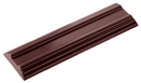 Chocolate World CW2088 Chocolate mould bar border 46 gr