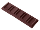 Chocolate World CW2090 Chocolate mould bar 25 gr