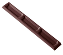 Chocolate World CW2098 Chocolate mould bar long narrow 12 gr
