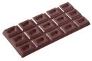 Chocolate World CW2102 Chocolate mould 3x5 oval