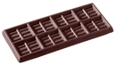 Chocolate World CW2106 Chocolate mould tablet windows