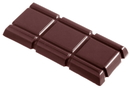 Chocolate World CW2114 Chocolate mould tablet 1x3