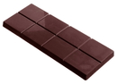 Chocolate World CW2119 Chocolate mould tablet 2x4 flat