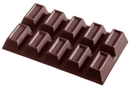 Chocolate World CW2123 Chocolate mould tablet