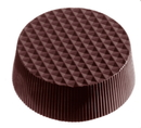Chocolate World CW2125 Chocolate mould souflee cup 67 mm