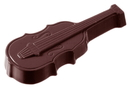 Chocolate World CW2126 Chocolate mould violin