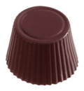 Chocolate World CW2130 Chocolate mould cuvet round