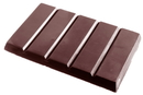 Chocolate World CW2158 Chocolate mould tablet 1 kg