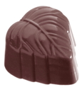 Chocolate World CW2187 Chocolate mould leaf