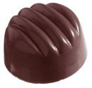 Chocolate World CW2209 Chocolate mould galet