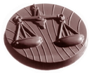 Chocolate World CW2214 Chocolate mould zodiac 12 fig