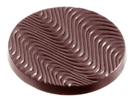 Chocolate World CW2220 Chocolate mould florentine Ø 58 mm