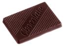 Chocolate World CW2233 Chocolate mould chocolate