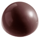 Chocolate World CW2252 Chocolate mould half sphere Ø 59 mm