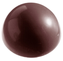 Chocolate World CW2253 Chocolate mould half sphere Ø 70 mm
