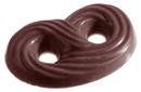 Chocolate World CW2258 Chocolate mould pretzel