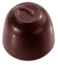 Chocolate World CW2263 Chocolate mould cherry