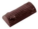 Chocolate World CW2272 Chocolate mould buche 123 mm
