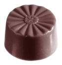 Chocolate World CW2284 Chocolate mould french round