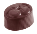 Chocolate World CW2293 Chocolate mould cherry double