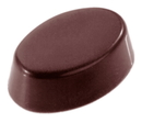 Chocolate World CW2305 Chocolate mould oval plain