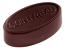 Chocolate World CW2321 Chocolate mould cointreau oval