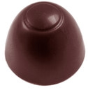 Chocolate World CW2322 Chocolate mould bullet